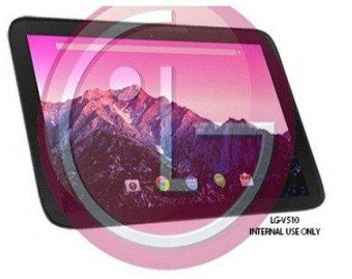 Rò rỉ ảnh 'nóng' và giá bán tablet LG Nexus 10