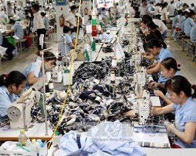 Lương tối thiểu tại doanh nghiệp 2014 tăng 14-16%