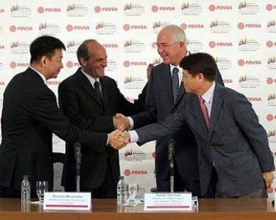 Samsung đầu tư 50 triệu USD sản xuất điện tử tại Venezuela