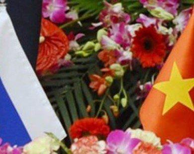 Các doanh nghiệp vừa-nhỏ của Nga hướng tới Việt Nam