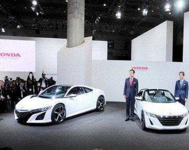 Tokyo Motor Show 2013 - Gian trưng bày hoành tráng của Honda