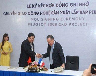 Peugeot 3008 sẽ được chính thức lắp ráp tại Việt Nam