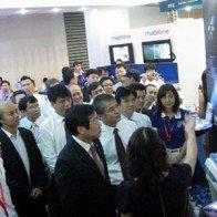 Dấu ấn MobiFone tại triển lãm Vietnam Telecomp