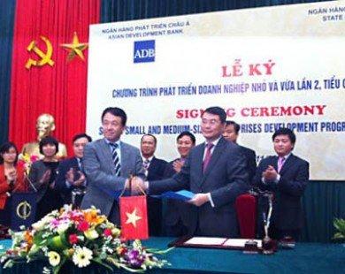 DN vừa và nhỏ Việt Nam được hỗ trợ 50 triệu USD từ ADB
