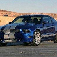 Mức giá hấp dẫn với Shelby GT công suất 624 mã lực