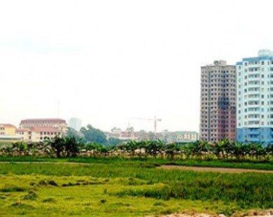Giá đất Hà Nội tối đa là 81 triệu đồng/m2