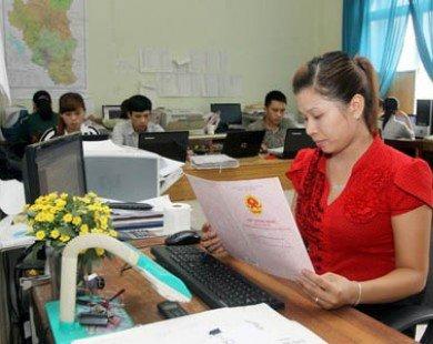 Quyết liệt hoàn thành cấp giấy chứng nhận quyền sử dụng đất
