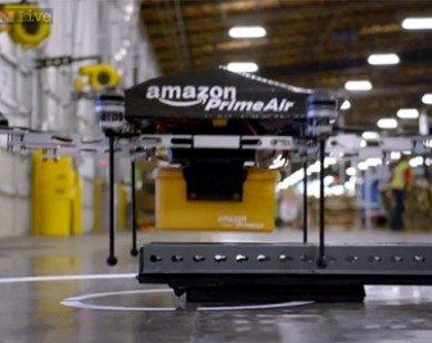 Dự án đột phá của Amazon trong hoạt động giao hàng