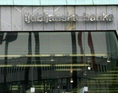 Slovenia tái cấu trúc ngân hàng sau khi được EC ủng hộ