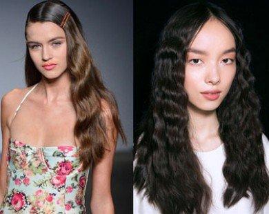 5 kiểu tóc 'chữa cháy' khi tóc bết