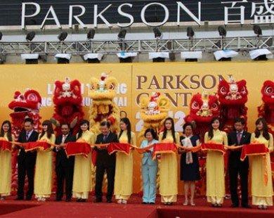 Parkson khai trương Trung tâm thương mại thứ 9 ở VN