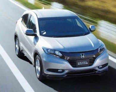 Honda Vezel, kẻ kế nhiệm Honda CRV