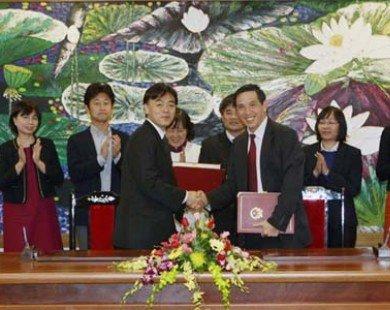 Nhật hỗ trợ gần 450 triệu USD vốn ODA xây dựng hạ tầng