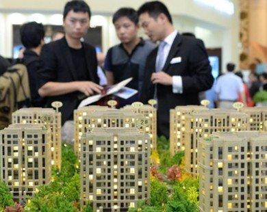 """Thị trường bất động sản Hong Kong bắt đầu """"hạ nhiệt"""""""