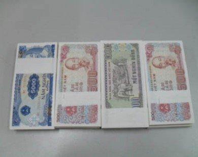 Tết 2014 không in tiền 500 đồng mới?