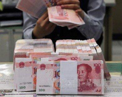 Ngân hàng Trung Quốc bơm vào thị trường 29 tỷ NDT