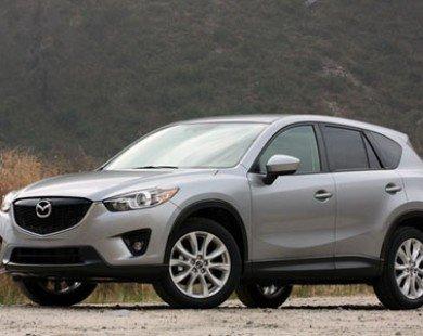 Mazda không tìm thấy lỗi ở mẫu CX-5 SUV gặp nạn