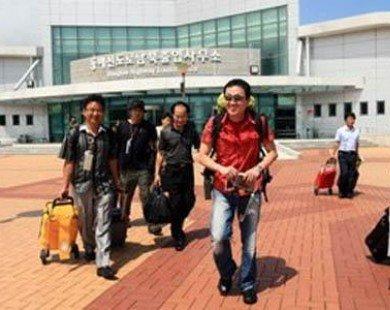 Hàn Quốc đề xuất nối lại tour du lịch Núi Kumgang