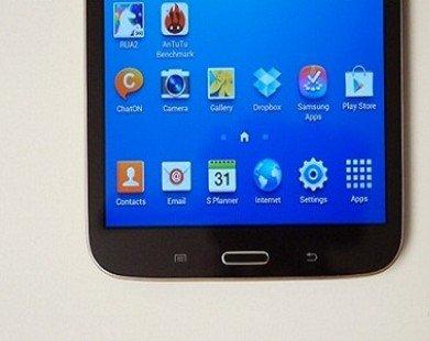 Samsung bán được 40 triệu máy tính bảng trong năm 2013