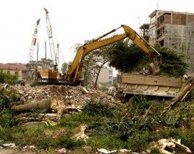 Hà Nội thu hồi 8 khu đất để xây dựng trường công lập
