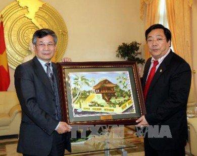 Việt Nam thu hút được 11 tỷ USD kiều hối trong năm 2013
