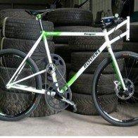 """Ngắm """"siêu xe đạp"""" địa hình nhanh nhất thế giới"""