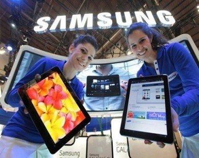 Samsung đã sẵn sàng để thống trị thị trường tablet?