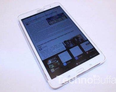 """Samsung ra mắt mẫu máy tính bảng """"nét hơn Retina"""""""