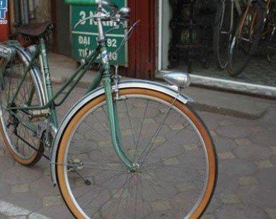 Gạ đổi SH lấy... xe đạp Peugeot