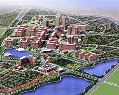 Hà Nội cưỡng chế đất xây khu đô thị mới Tây Hồ Tây