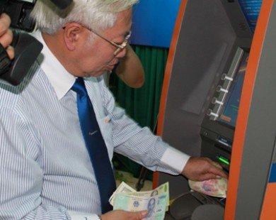 Ngân hàng Đông Á ra mắt mạng lưới ATM thế hệ mới