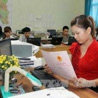 """Hà Nội phấn đấu cấp gần 48.000 """"sổ đỏ"""" trong năm 2014"""