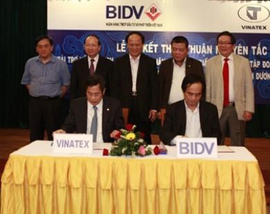 BIDV tài trợ 600 triệu USD để Vinatex mở rộng đầu tư