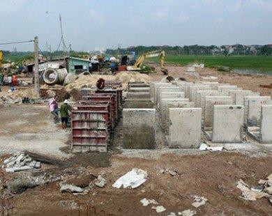 Cưỡng chế thu hồi 7.528m2 đất của 23 hộ dân ở Từ Liêm