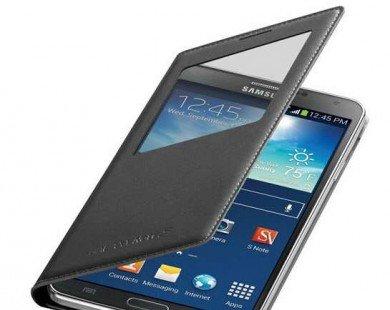 Samsung chính thức bán vỏ ốp S View kiêm sạc không dây
