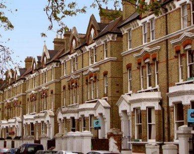 Giá nhà tại Anh tăng trưởng nhanh nhất từ năm 2010