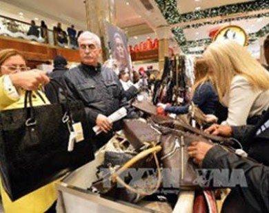 Doanh số bán lẻ ở Mỹ dự kiến cải thiện trong năm 2014
