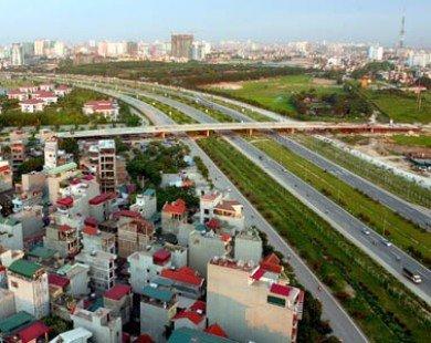 Hà Nội giải thích về việc thu phí trên đại lộ Thăng Long