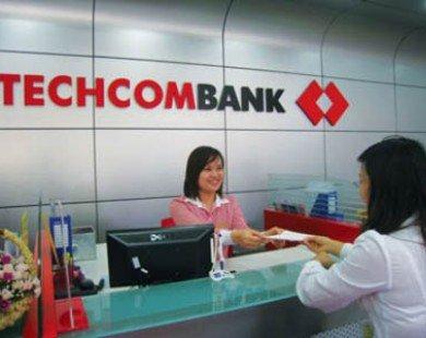 Techcombank công bố kết quả kinh doanh năm 2013