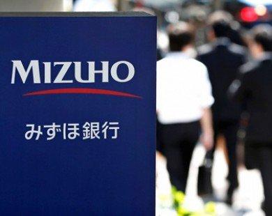 Tập đoàn ngân hàng Mizuho lập quỹ đầu tư vào Đông Nam Á