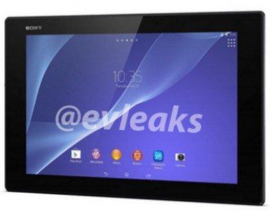 Hé lộ thông tin về mẫu tablet cao cấp mới từ Sony