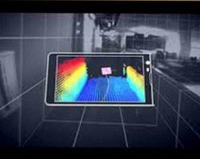 Google phát triển công nghệ 3D trên điện thoại thông minh