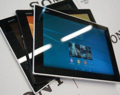 Xperia Tablet Z2 mỏng 6,4mm ra mắt