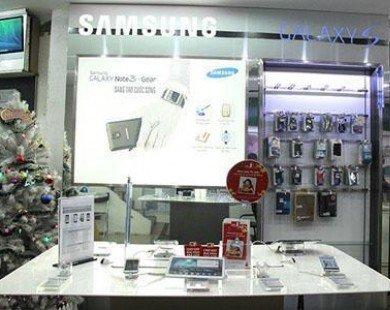 Mua điện thoại, máy tính bảng Samsung, nhận quà khủng