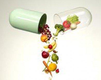 Thực phẩm chức năng không thể ngăn bệnh hiểm nghèo
