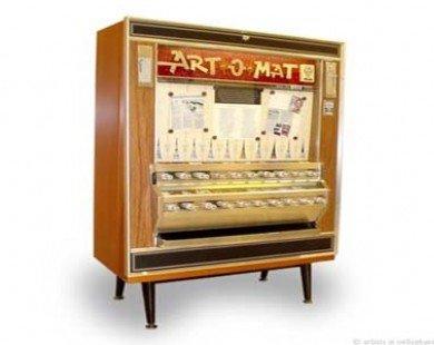 Các mẫu máy bán hàng kỳ quặc nhất thế giới - Phần 2