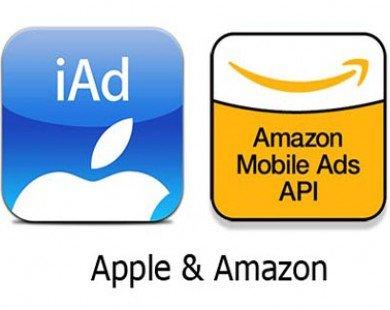 Apple và Amazon bị các công ty quảng cáo chê là chậm chạp và kiêu ngạo