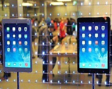 iPad Air giành giải thưởng máy tính bảng tốt nhất