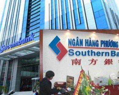 Sau sáp nhập, Sacombank sẽ chỉ đứng sau 4 ngân hàng quốc doanh