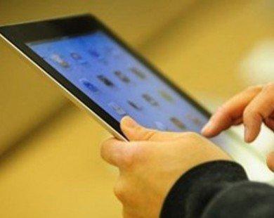 Máy tính bảng sẽ tăng trưởng chậm lại trong năm 2014